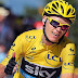 Chris Froome on brink of third Tour de France title after defending overall lead