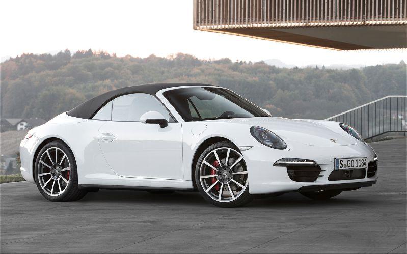 Automotivegeneral 2015 Porsche 911 Carrera 4s Cabriolet Wallpapers