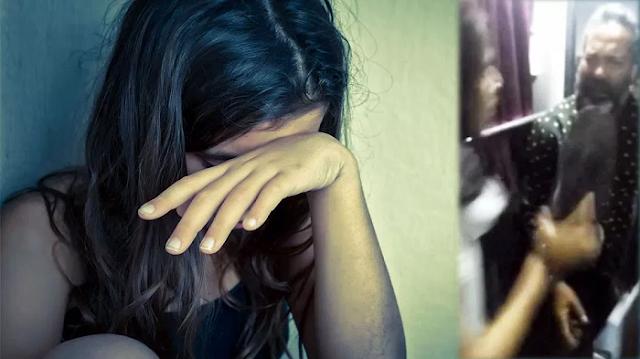 पहले अश्लीलता की फिर युवती को चप्पलों से पीटा, VIDEO वायरल | GWALIOR CRIME NEWS