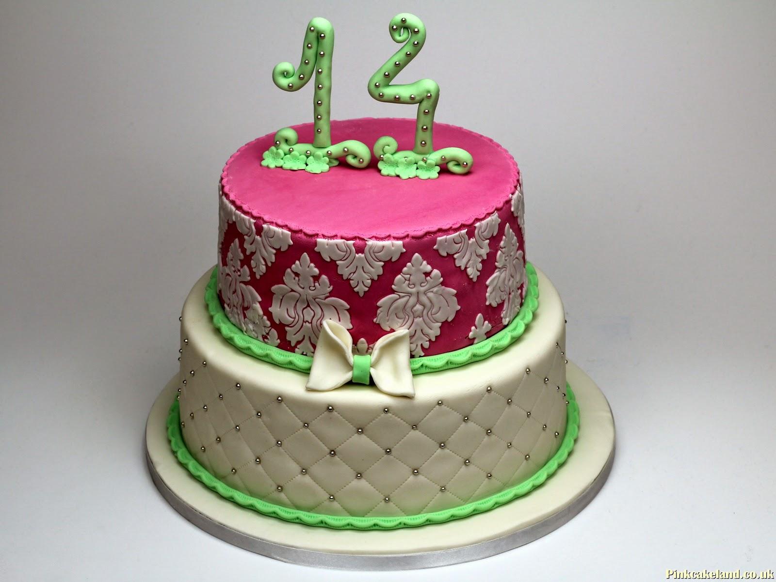 Awe Inspiring Birthday Cakes London Personalised Birthday Cards Veneteletsinfo