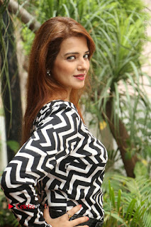 Actress Saloni Latest Pos in Short Dress  0017.JPG
