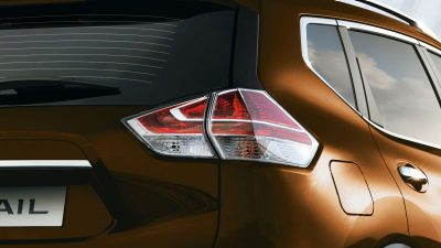 Fitur Rear Lamp pada All New Nissan X-Trail Mobil SUV