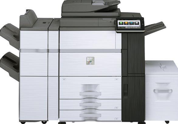 Sharp MX-6580N Printer Driver Download