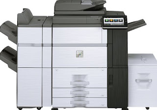 Sharp MX-6580N Printer Driver Download