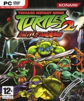 TMNT2 Battle Nexus Free Download Highly Compressed PC Game