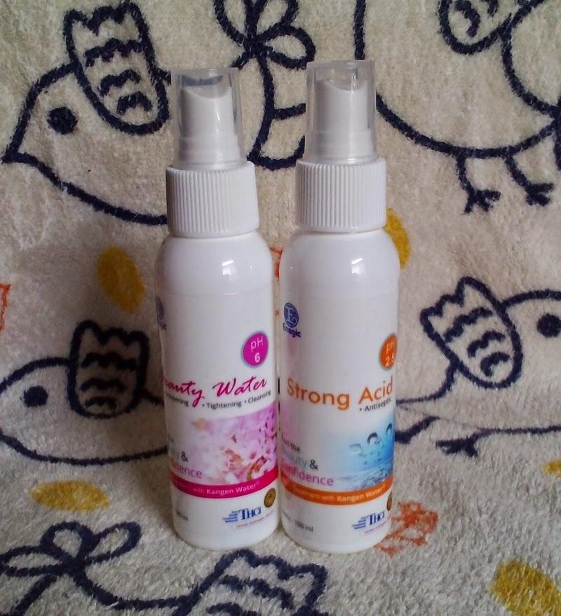 Jual Paket Murah Beauty Water dan Strong Acid di Purworejo