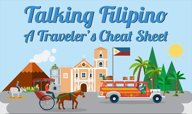 Talking Filipino, A Traveler's Cheat Sheet