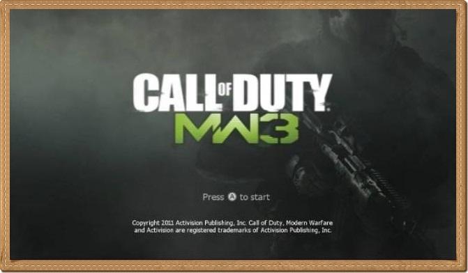 call of duty modern warfare 3 free download rar