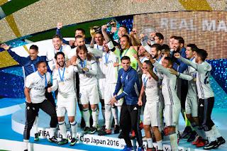 FÚTBOL - En la prórroga y con hat-trick de Cristiano, el Real Madrid es campeón del mundo por 2ª vez