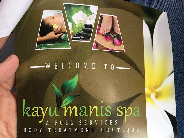 Review Kayu Manis Spa - tempat urut yang best