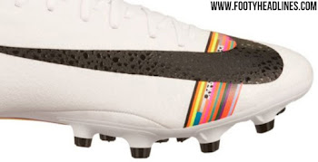 43a17b99e67 Update w  Sole Plate  Nike Mercurial Cristiano Ronaldo  What The  2019 Boots  Leaked