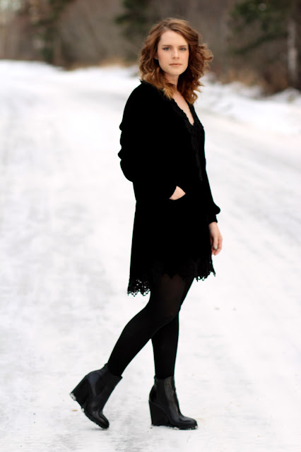 Winter Outfit Inspiration- Free People