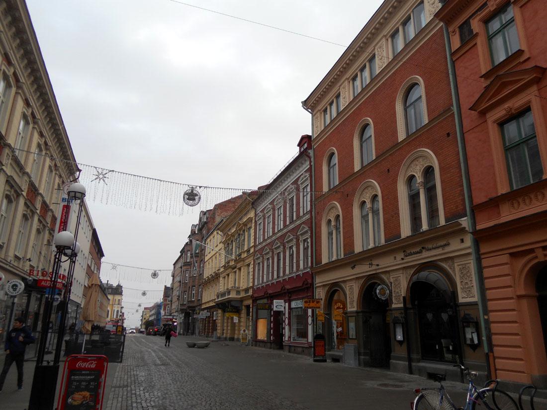 Ronnebygatan a Karlskrona
