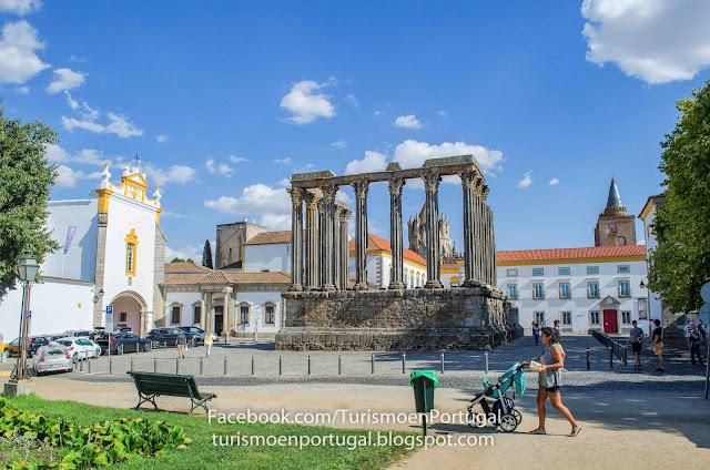 templo_romano_de_evora