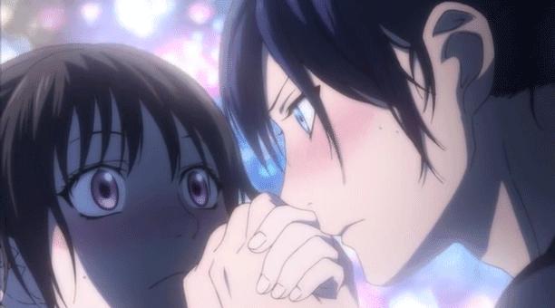 Pasangan Anime Terbaik - Yato X Iki Hiyori