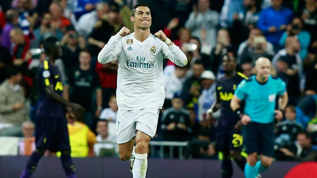 Real Madrid 1 Tottenham 1: Ronaldo pada target sebagai pahlawan Lloris mendapatkan poin