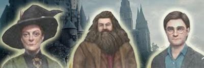 HP Wizards Unite, Pick Profession, Auror, Magizoologiste, Professor