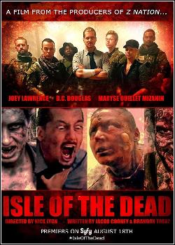 A Ilha da Morte Dublado