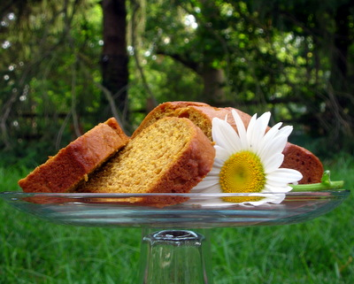 Autumn Pumpkin Bread ♥ KitchenParade.com, moist, flavorful and adaptable, my recipe forever and ever.