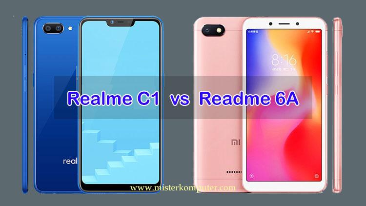 Antara Realme C1 vs Redmi 6A, Siapakah Pemenangnya?