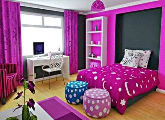 warna cat kamar tidur dua warna 5