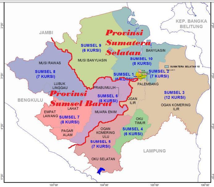kangatepafia com provinsi sumatera selatan barat