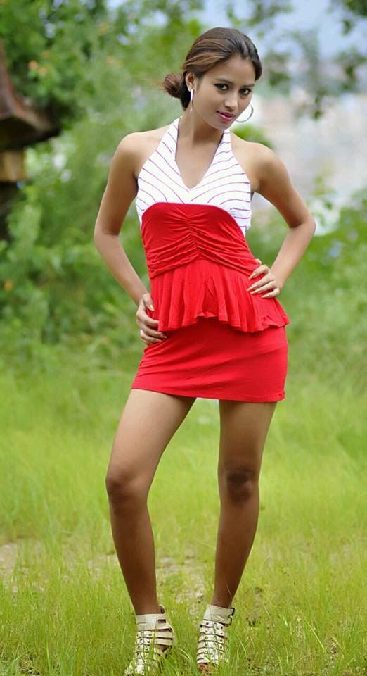 I Fashion Nepal Aayushma Karki Modelayushma Ka-4087