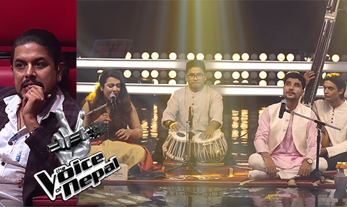 the voice of nepal battle round season 1 episode 13