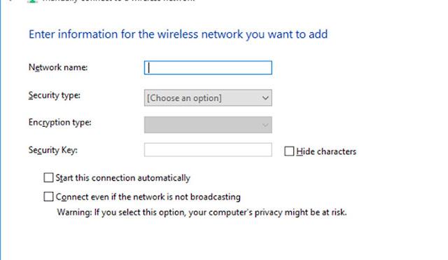 كيفية حل مشكلة الاتصال بالانترنت في ويندوز Windows 10