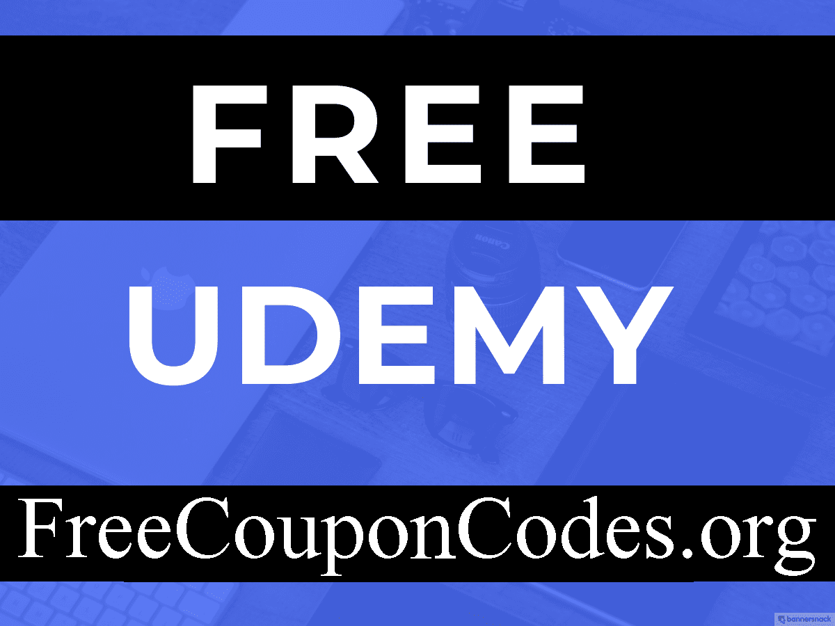 Udemy Free COupon Course