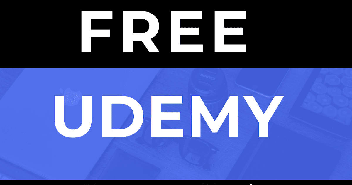 Udemy | Free | Coupon | Sale | Deal | Discount
