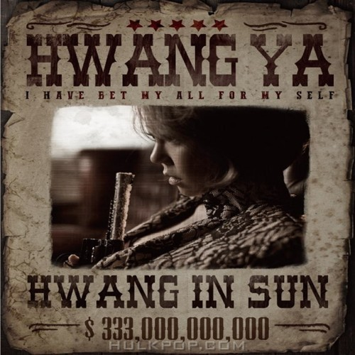 HWANG IN SUN – Hwang Ya – Single