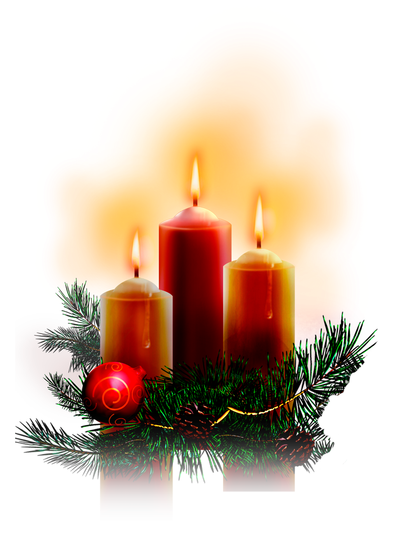 ForgetMeNot: christmas candles