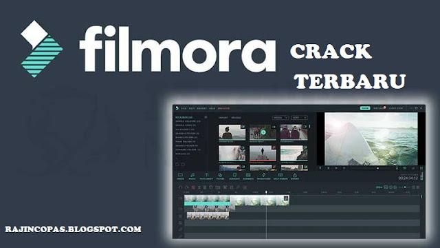 Download Wondershare Filmora 9.1.2.7 x64 Full Crack Terbaru 2019