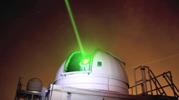 Laser Pumping station of NASA: Intelligent Computing