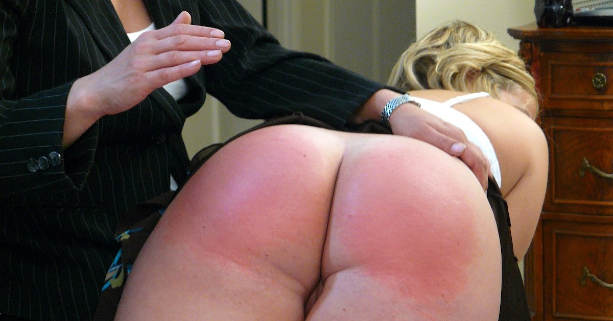 Women otk spanking girls video — pic 4