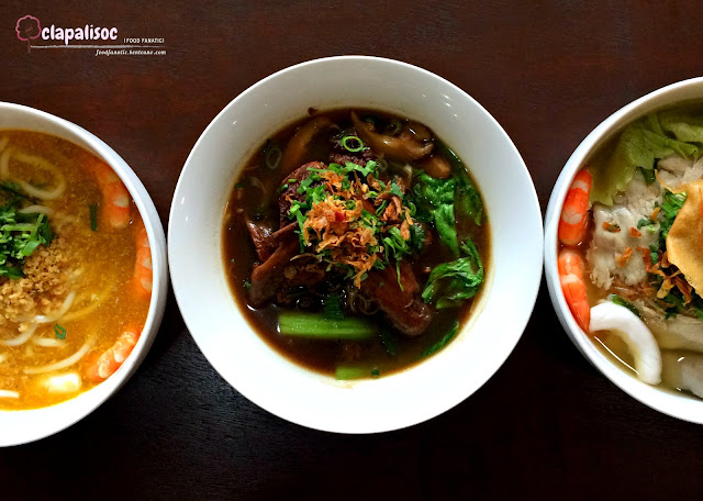 Tra Vinh Noodle Soups