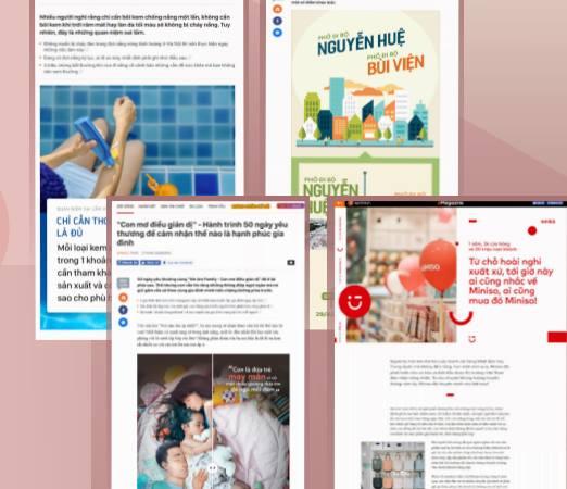 PR chủ động giúp thương hiệu bứt phá phong cách bài quảng cáo một chiều đơn điệu