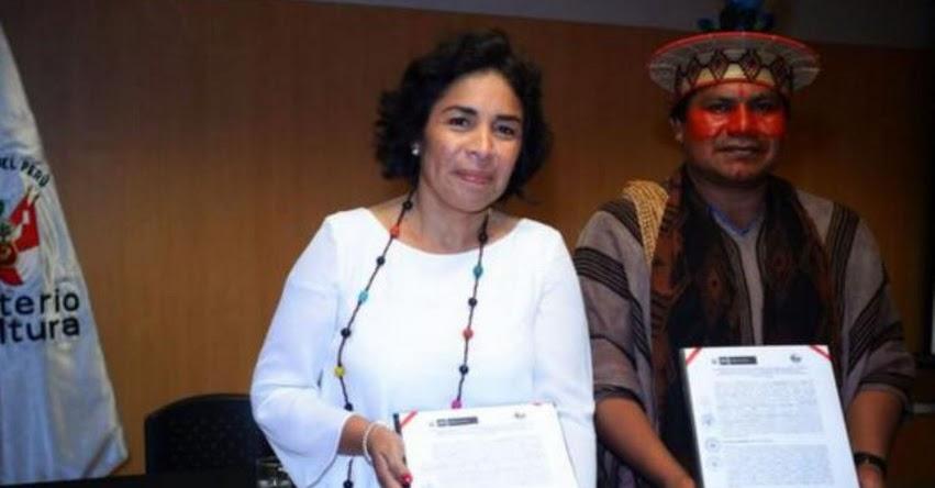 Sector Cultura fortalecerá protección y defensa de pueblos indígenas en aislamiento