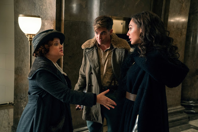Steve Trevor Wonder Woman picture