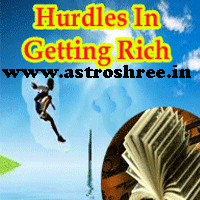 Hurdles in getting rich, What to do to become a rich, Where to invest to become a rich, thinking of an ambitious person and a common person, investment segments to become a rich.