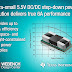 TI's ultra-small 5.5-V DC/DC step-down power module delivers true 6-A performance