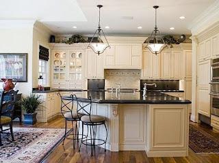 Peyton Manning House Kitchen