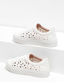 Desenli Kadın Spor Ayakkabı
