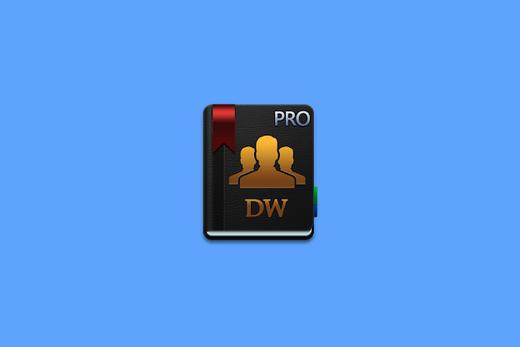 DW Contacts & Phone & Dialer Pro Apk - Makelar Apk