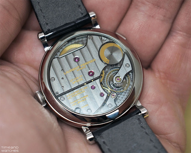 Laurent Ferrier Caliber LF126.01