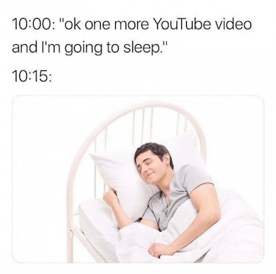 napping meme youtube is boring