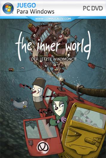 The Inner World The Last Wind Monk PC Full Español