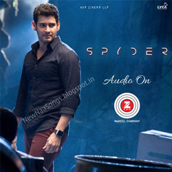 Boom Boom Spyder (2017) Telugu Movie Audio CD Front Covers, Posters, Pictures, Pics, Images, Photos, Wallpapers