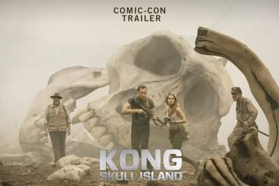 poster film kong skull island